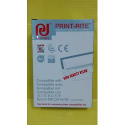 Ribbon ERC 39 Black Print Rite